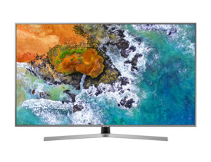 Телевизор Samsung UE55NU7472UXXH , 140 см, 3840x2160 UHD-4K , 55 inch, LED LCD , Да